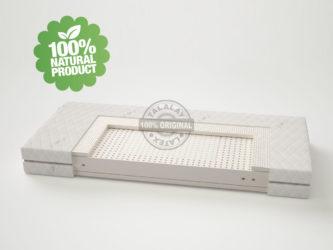 talalay latex matras 100% natuurlijk ecologisch